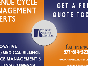 Medical Billing Company in Georgia Atlanta, USA - Capital Billing Services
